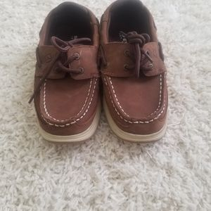 Sperry  Lanyard  Boys Moccassins